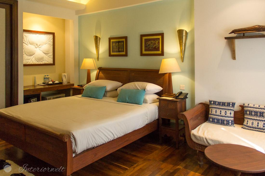 Zimmer im Areindmar Hotel in Bagan