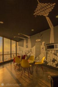 Interior Heli Lounge Bar Kuala Lumpur