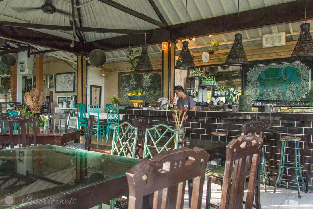 Bar im The Elepant in Ubud