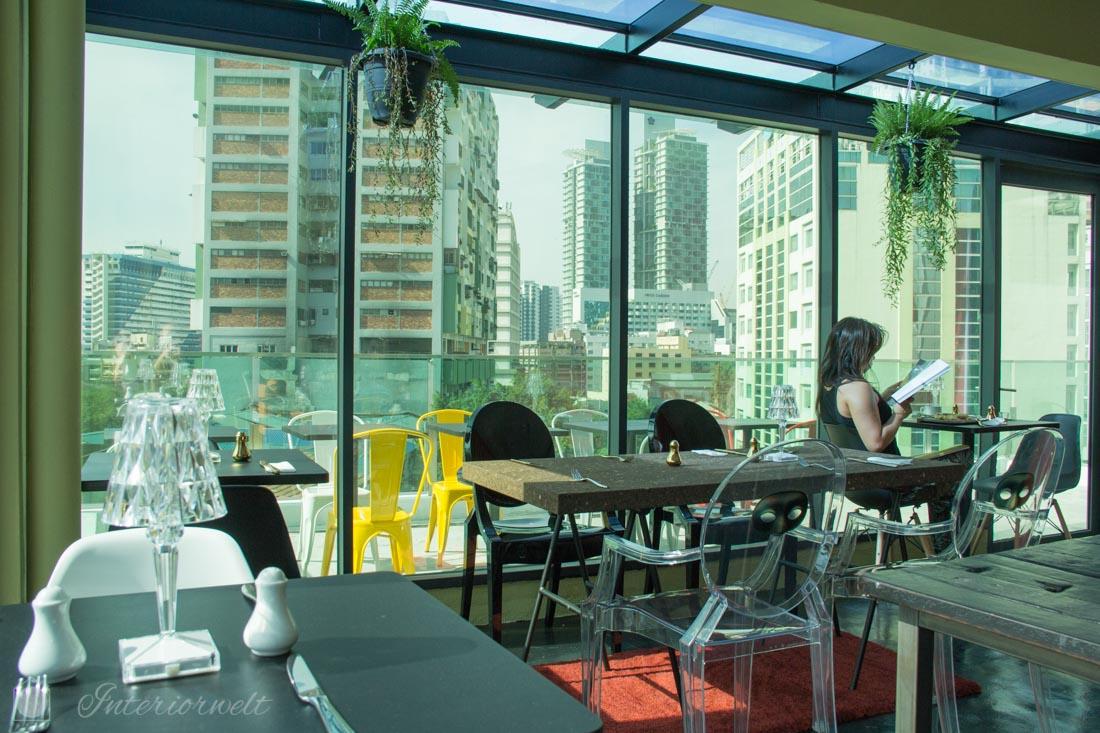 Restaurant im Melange Boutique Hotel