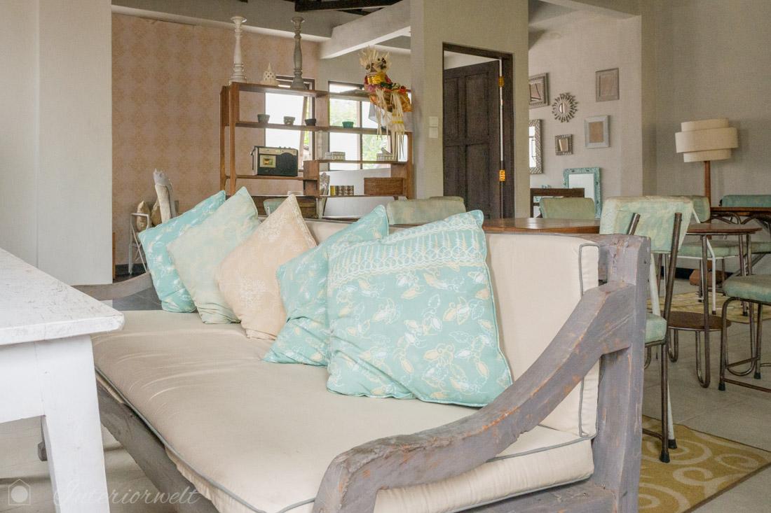 Sofa im Dapur Bunda