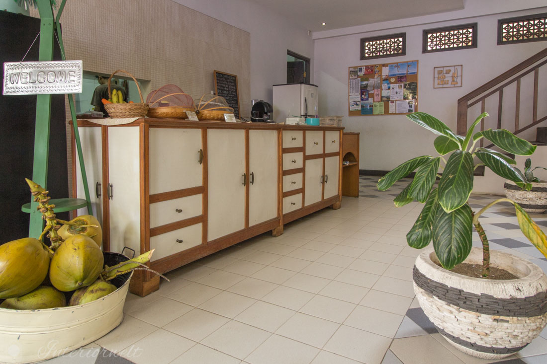 Theke im Dapur Bunda in Ubud