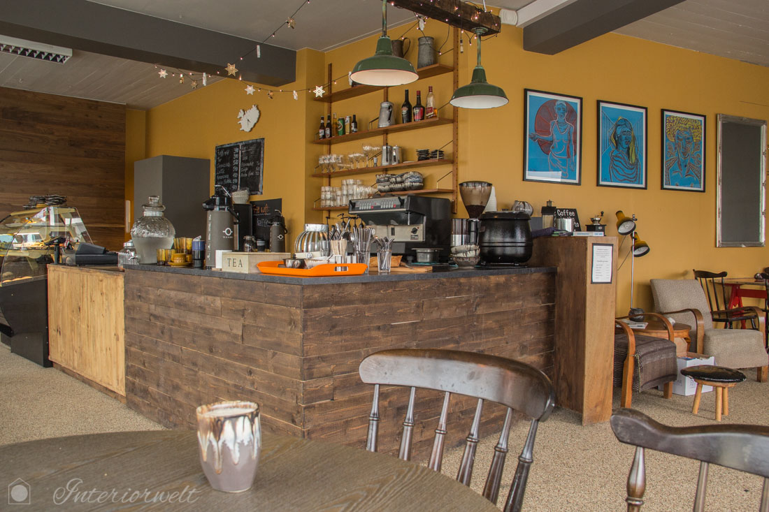 Café Skokkin Tresen in Akranes