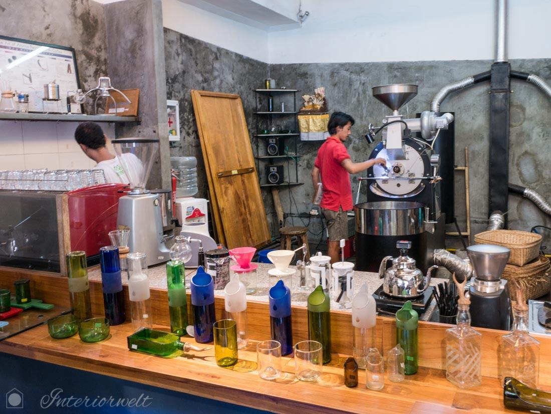 Kaffeerösterei Seniman Ubud