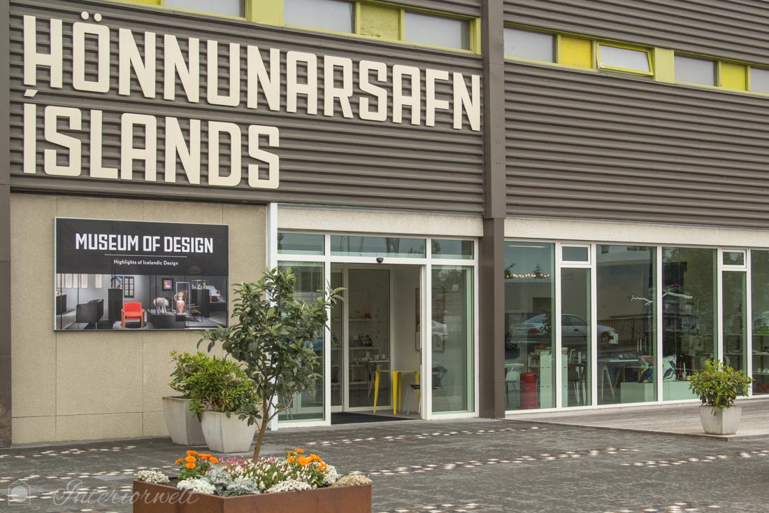 Reykjavik museum of design