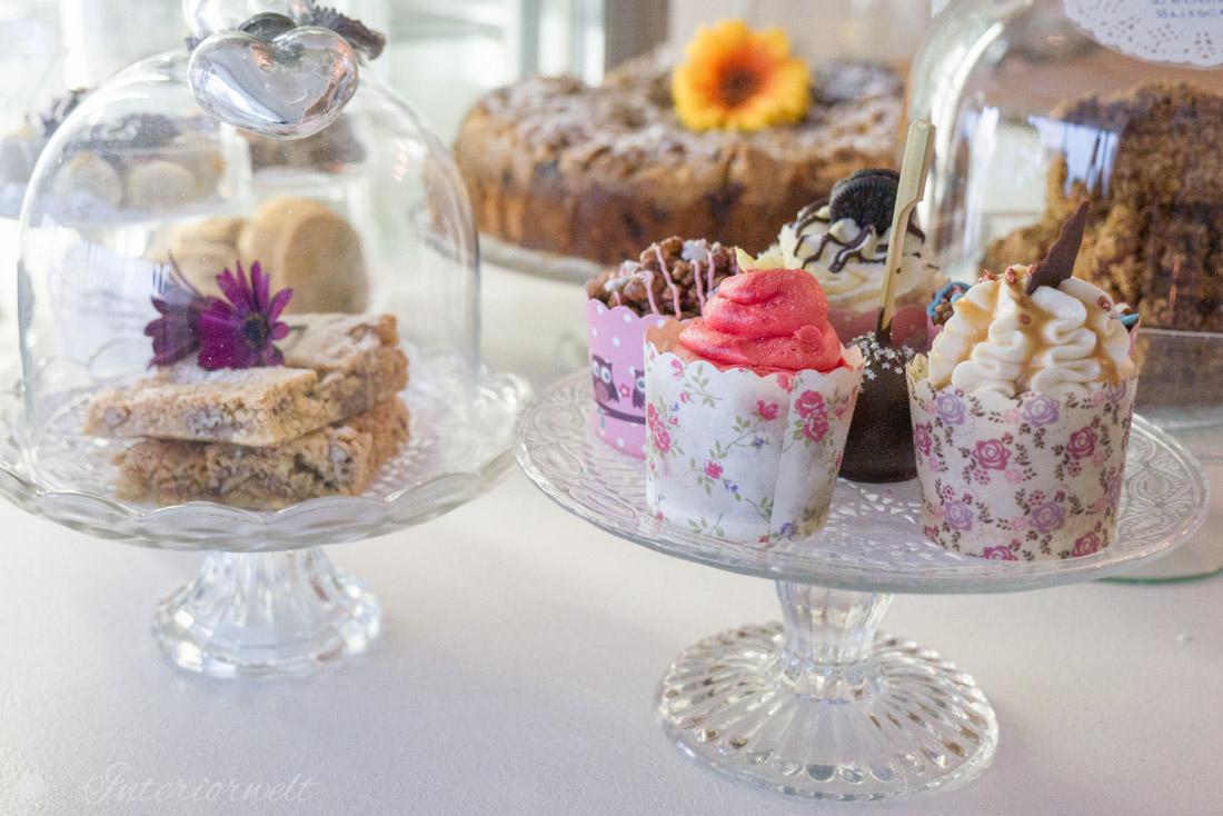 Kuchen im Café Hendur i Höfn