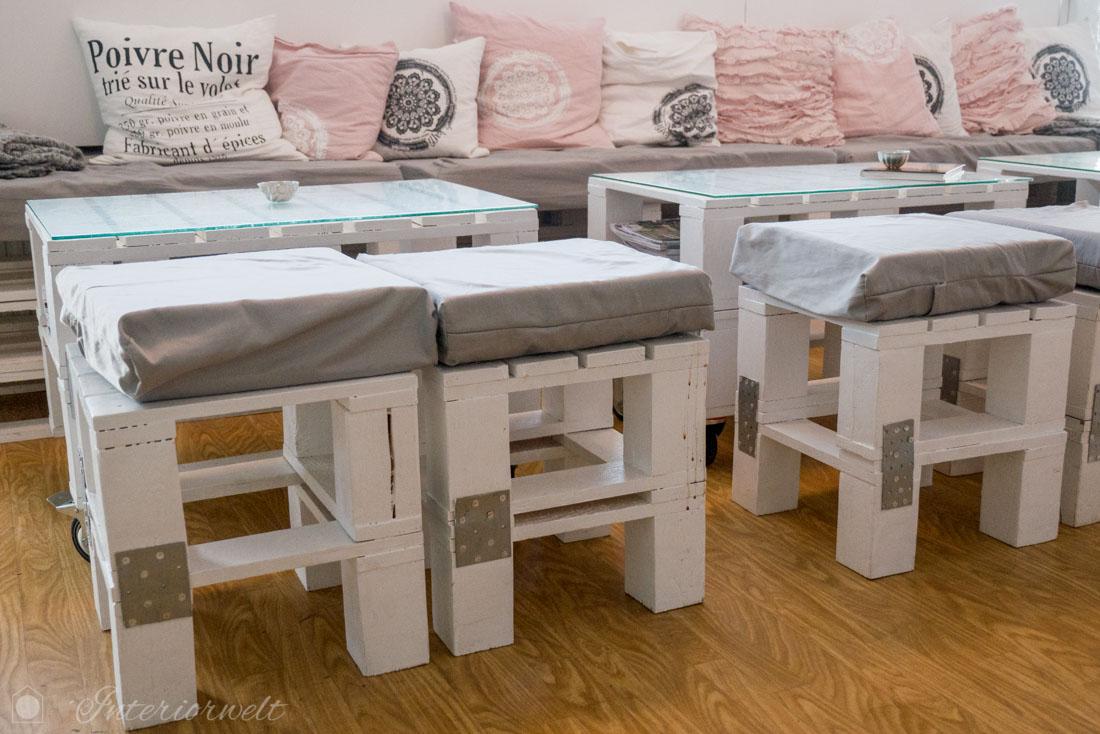 Paletten DIY Möbel