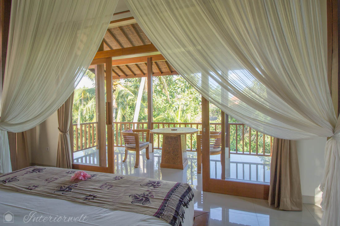 Zimmer Bali Style
