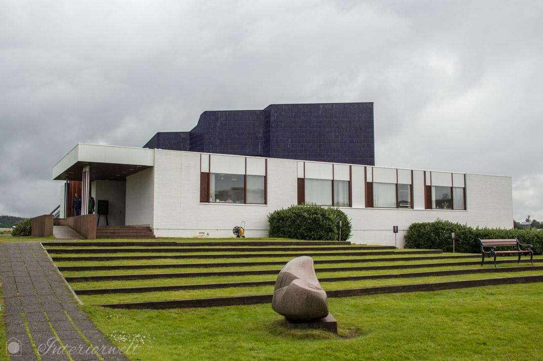 Architektur in Reykjavik