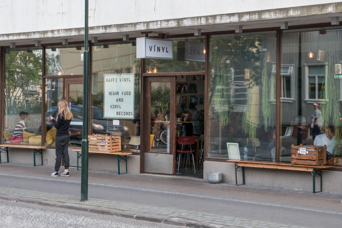 Vegan in Reykjavik