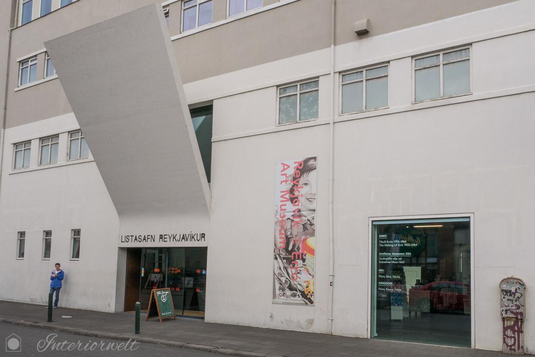 Art Museum Reykjavik