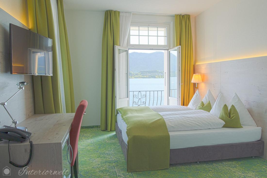 Grünes Zimmer Hotel Bellevue