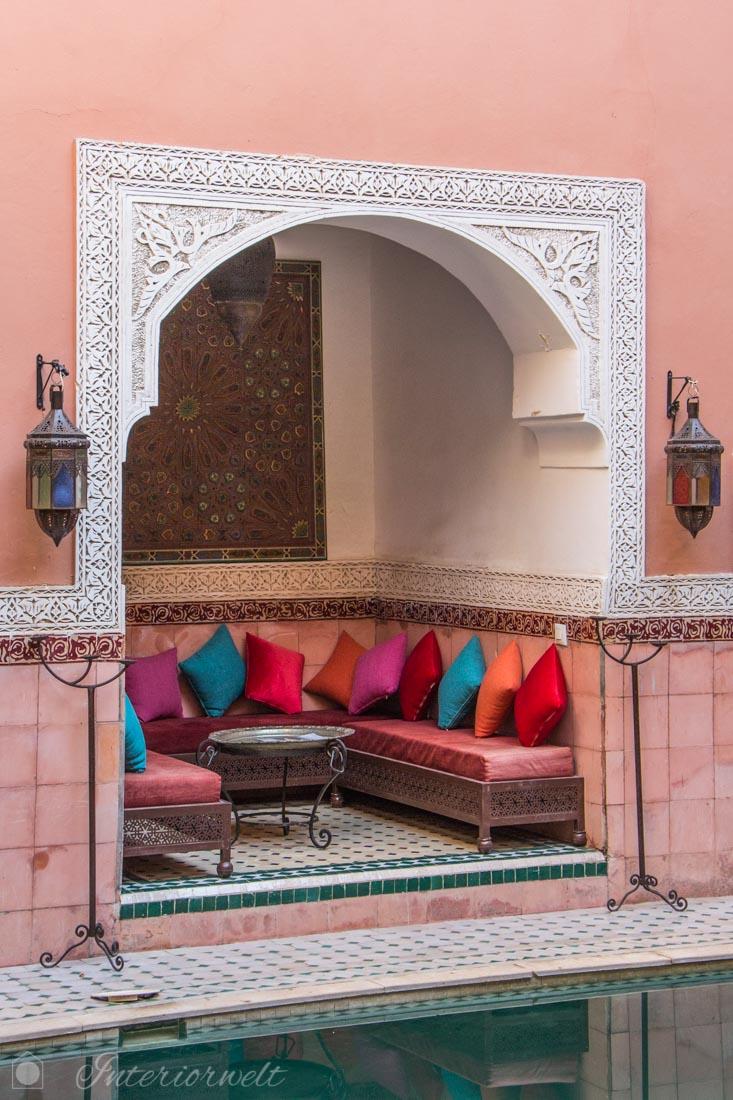 marokkanisches Interior
