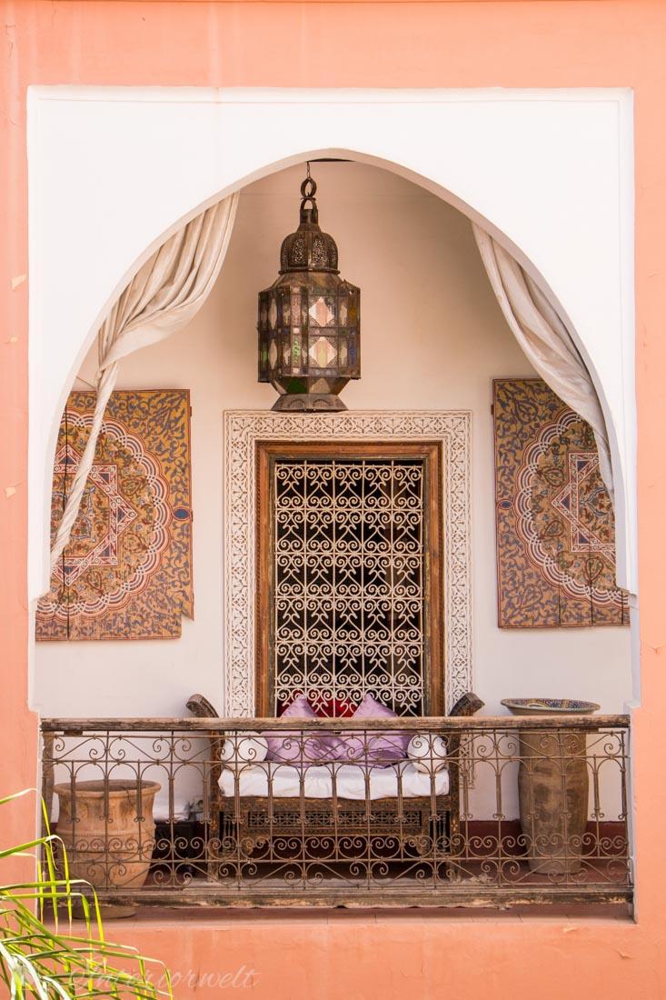 Marokkanische Einrichtung