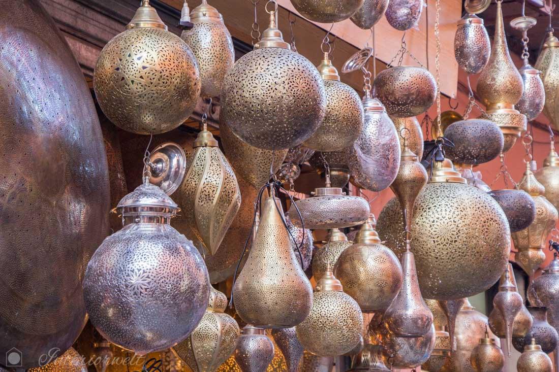 Marokkanische Leuchten