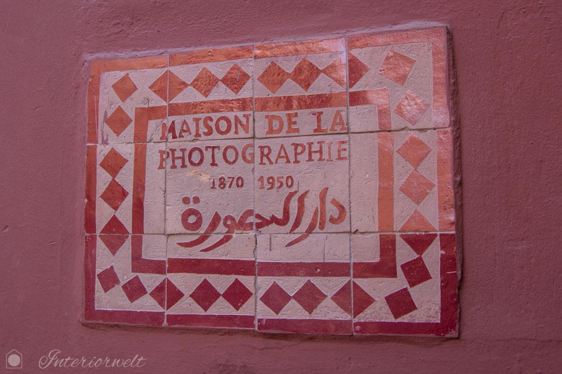 Fotografie Marrakesch
