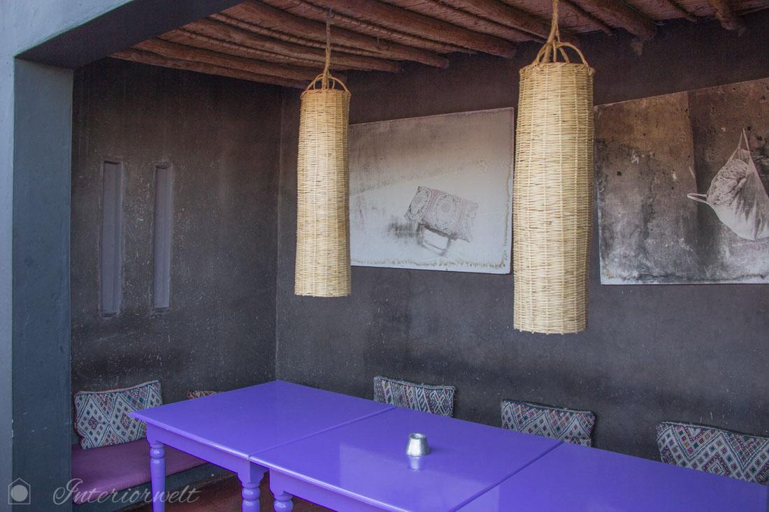 Terrasse des épices Marrakesch