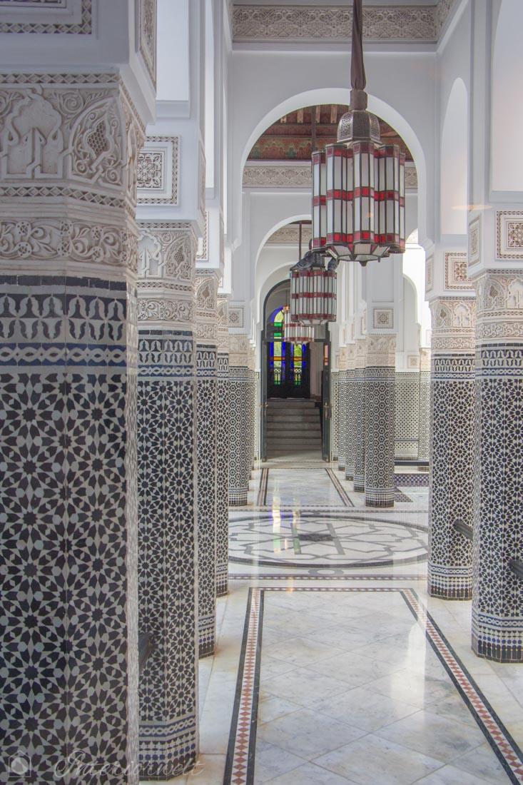 La Mamounia Hotel Marrakesch