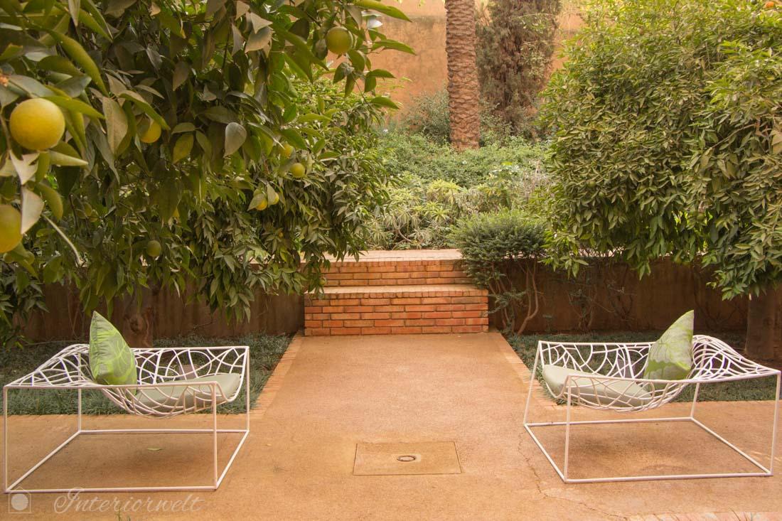 Garten Hotel Royal Mansour