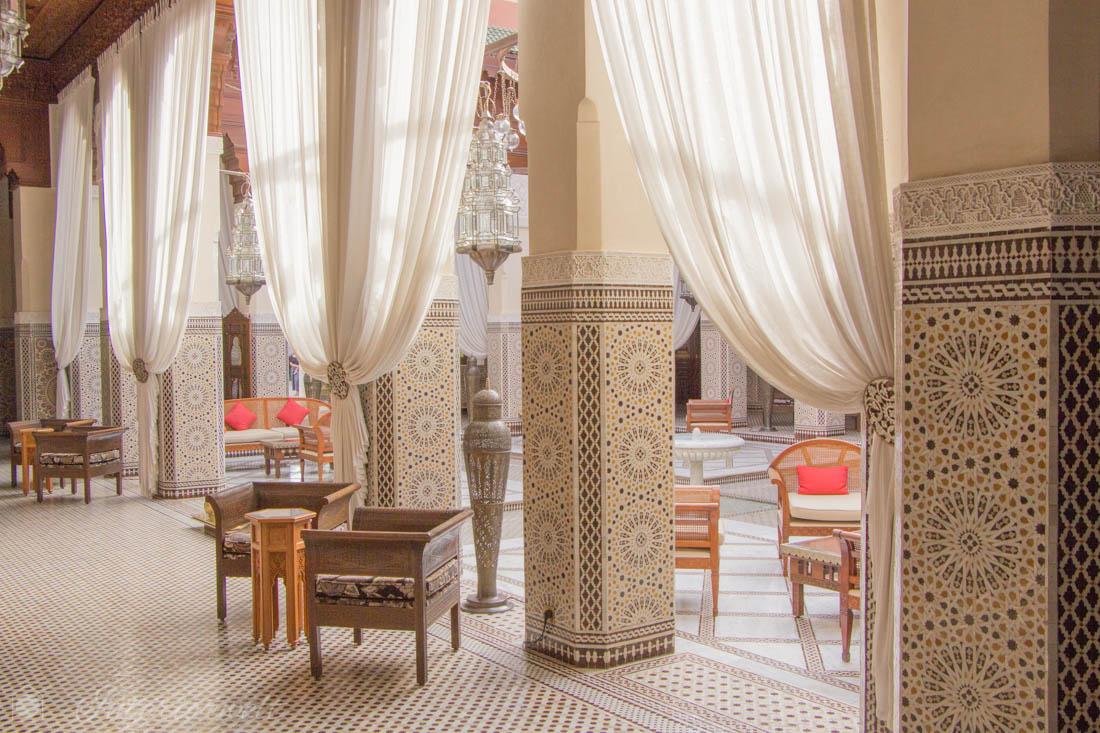 orientalische Einrichtung