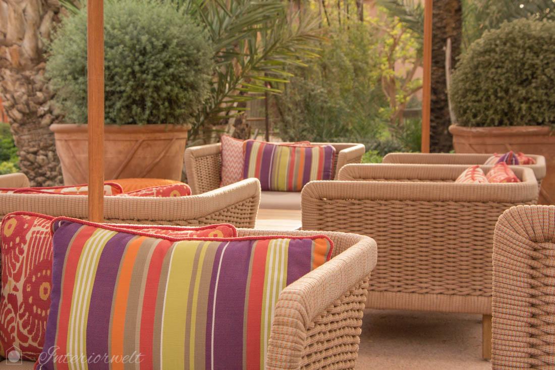 Lounge Hotel Marrakesch