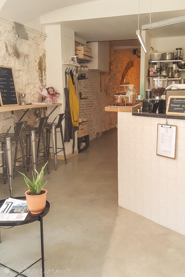 Industrial Café