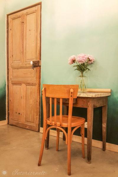 Café im Vintage Style