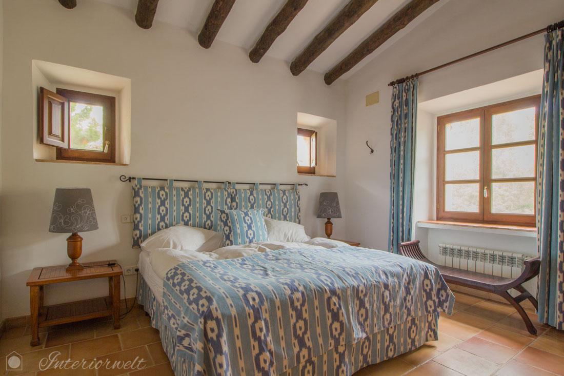 Schlafzimmer Mallorca Stil