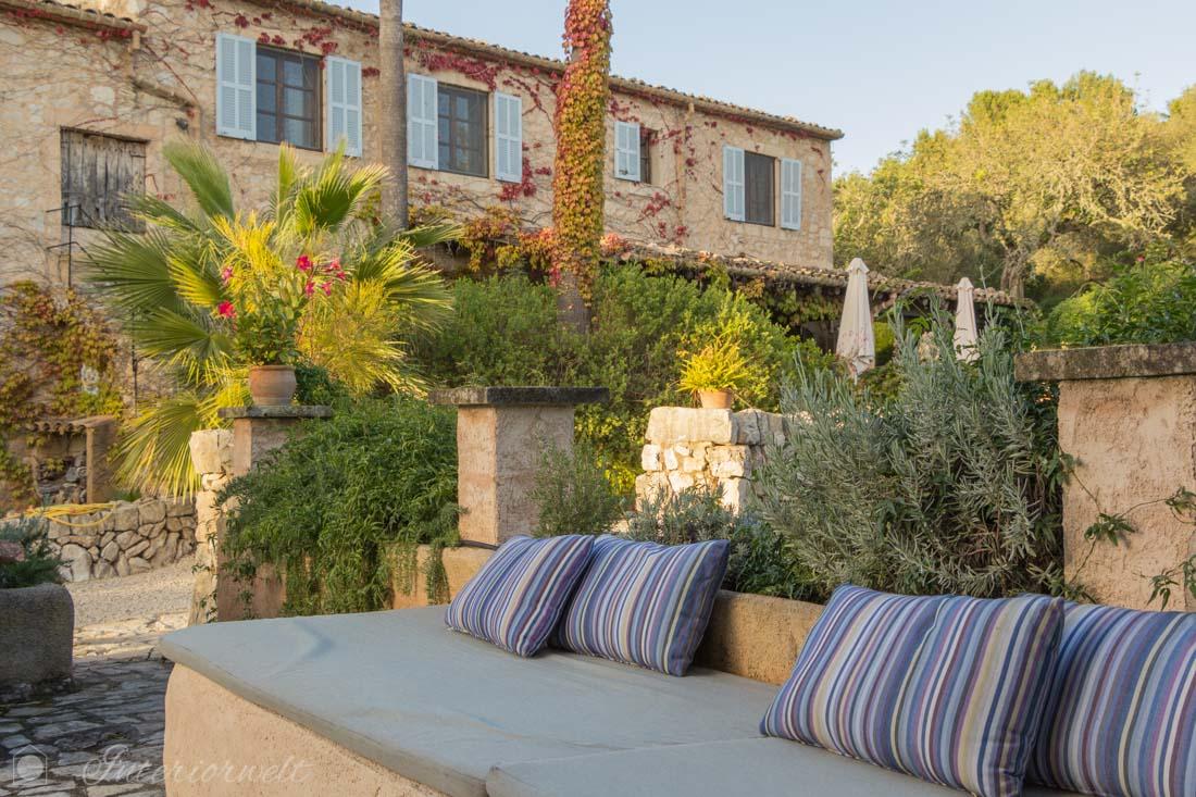 Garten Lounge mediterran