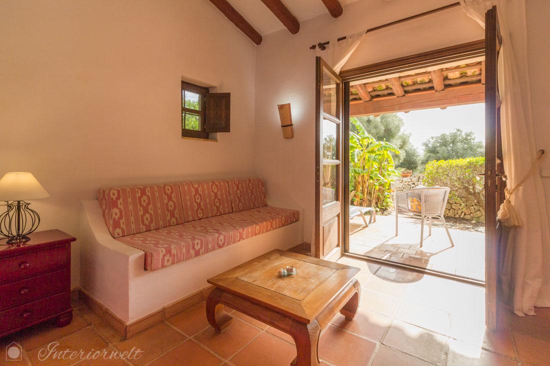 Sofa mediterran