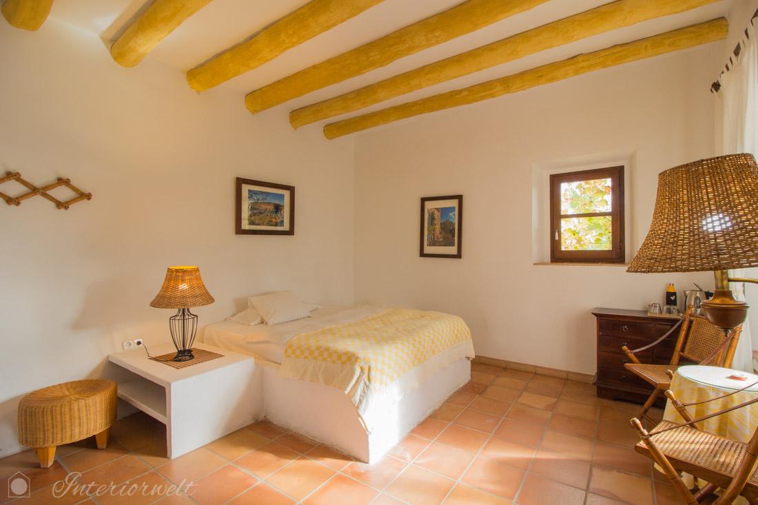 Mediterrane Einrichtung in wunderschöner Finca auf Mallorca