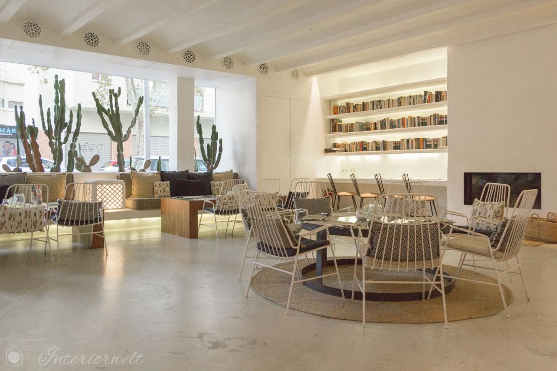 Lobby Designhotel Palma