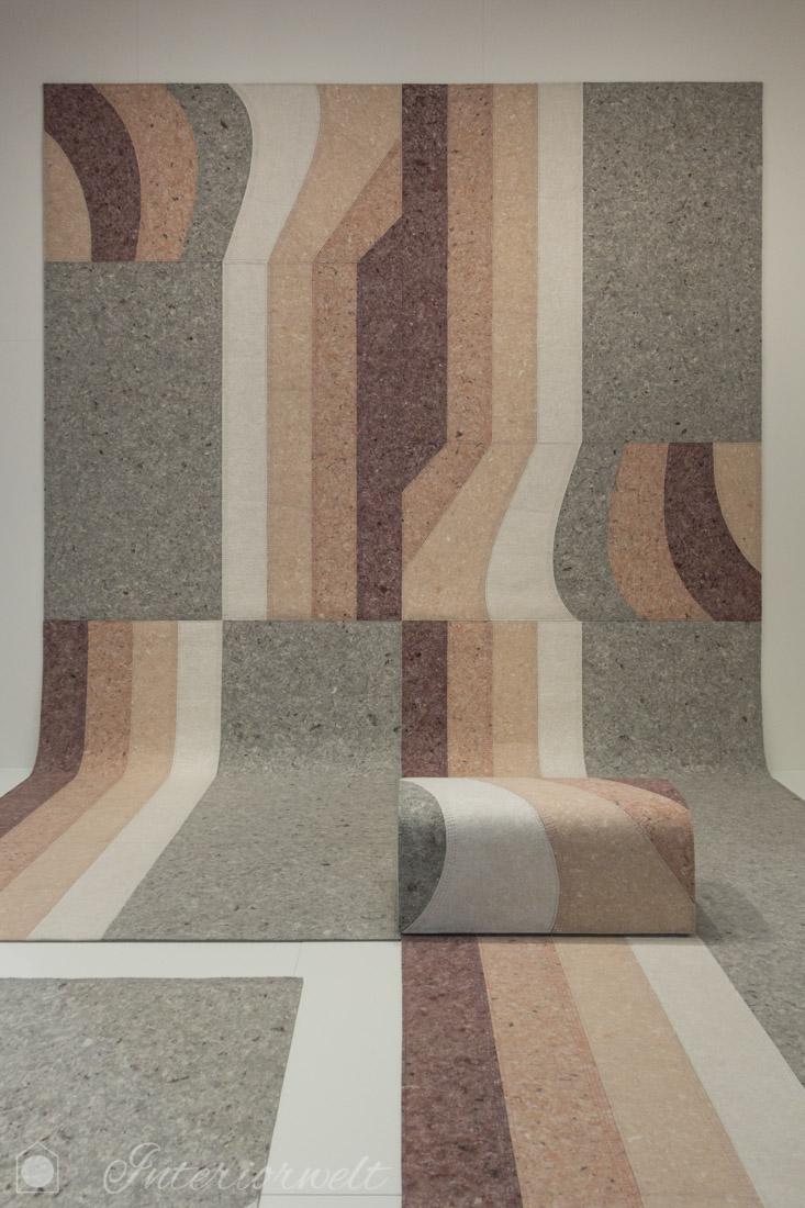 Teppich grafisches Muster