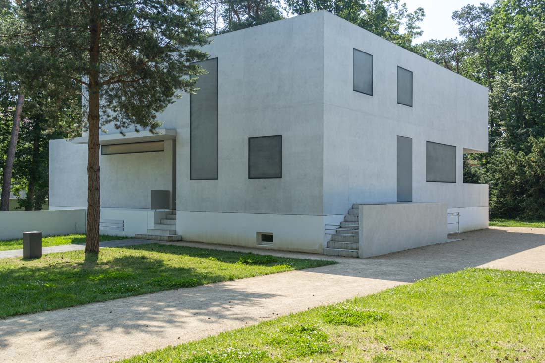 Architektur Bauhaus