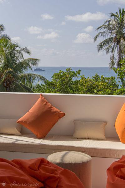 Hotel Dachterasse Dhigurah Malediven