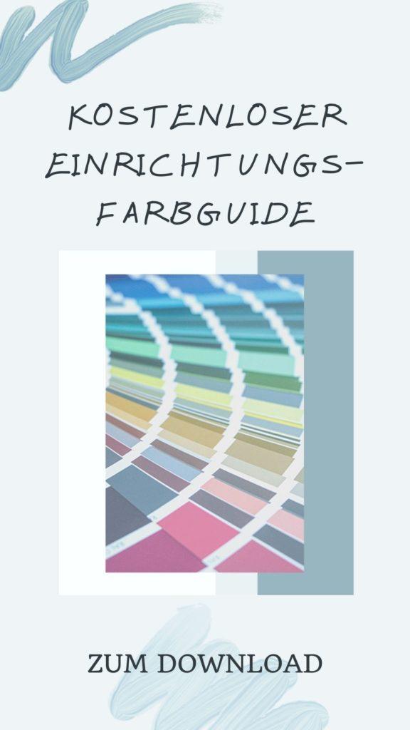 Einrichtungs Farbguide