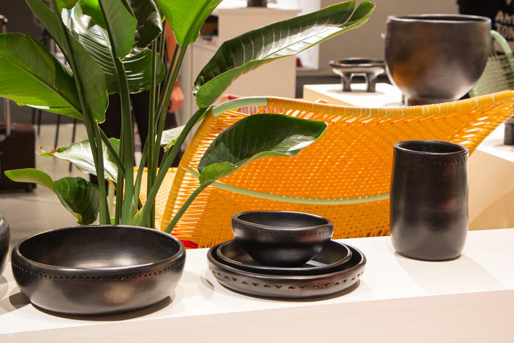 Keramik schwarz