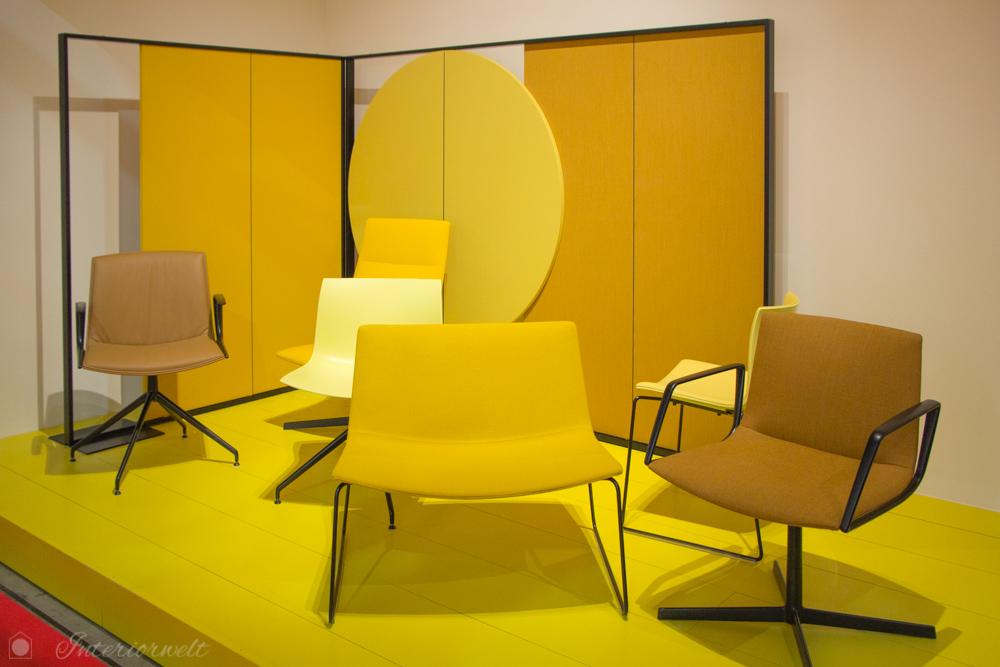 Stühle Gelb