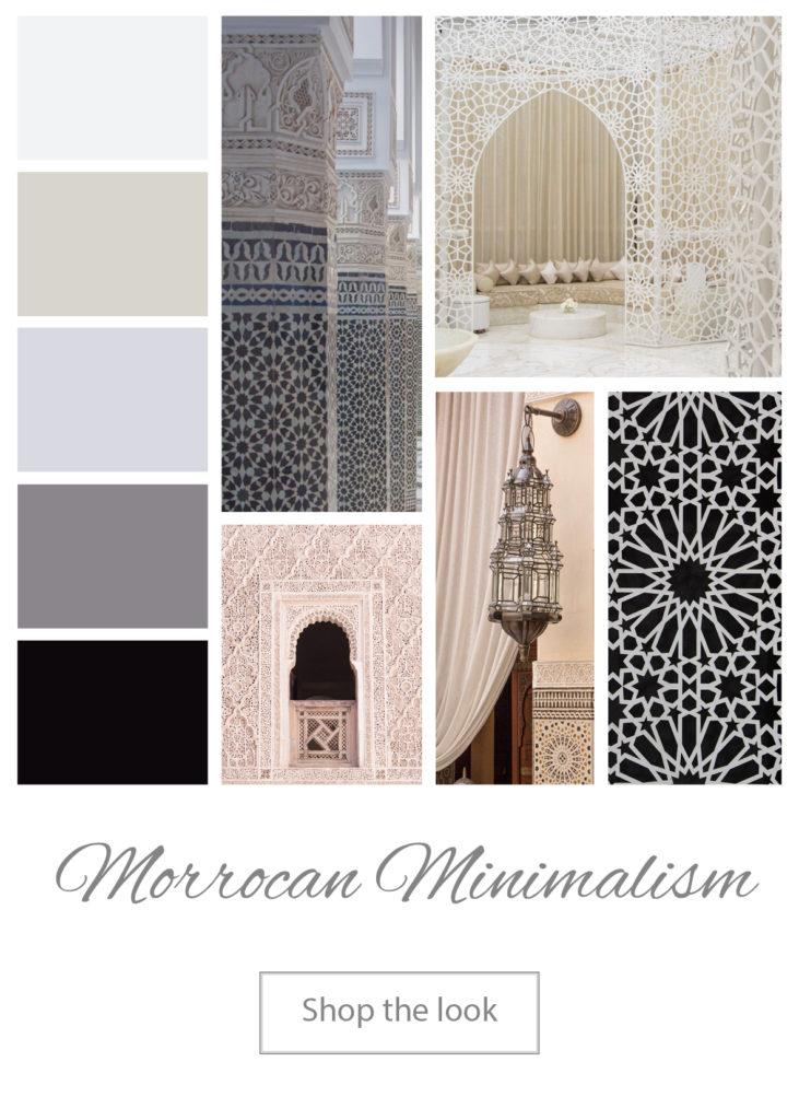 marokkanisch minimlistisch