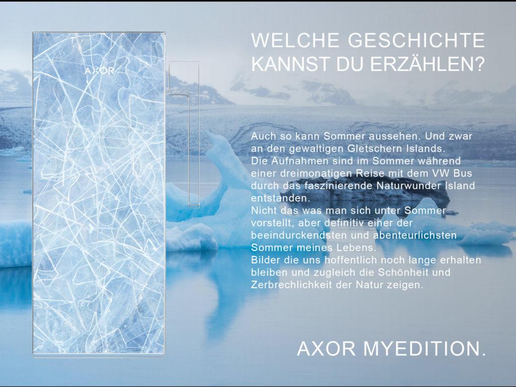 AXOR MyEdition wettbewerb