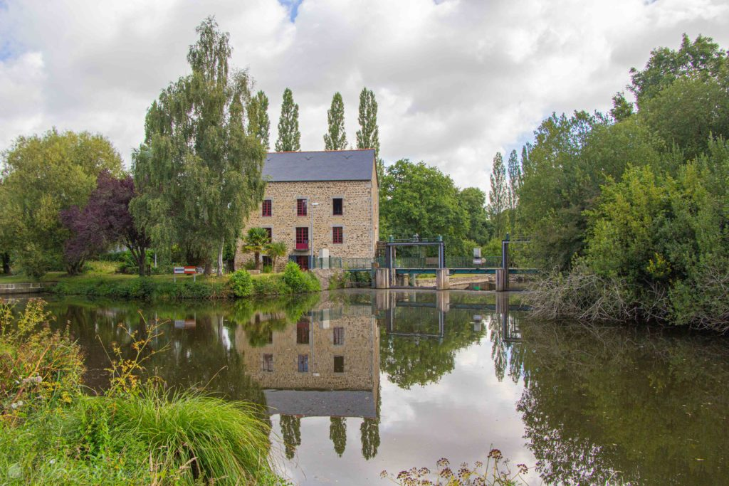 Bed and breakfast alte Mühle Bretagne
